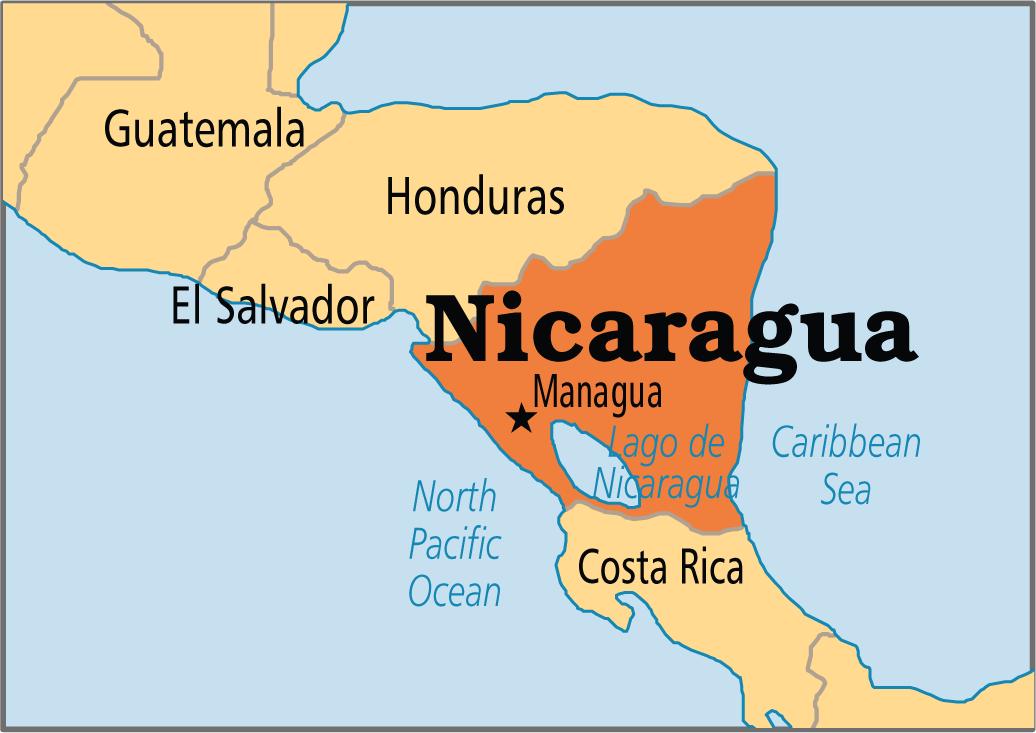 NICARAGUA | ConsuladoDeNicaragua.com